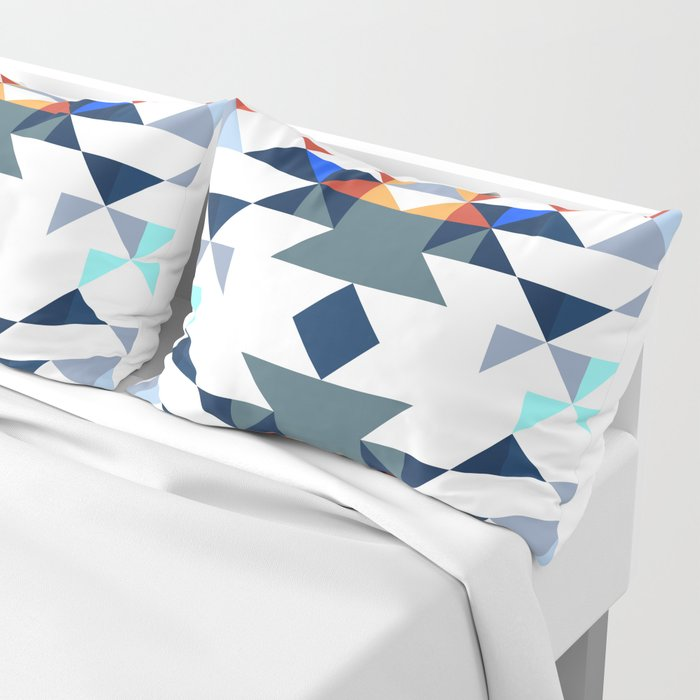 Aztec 5 Pillow Sham