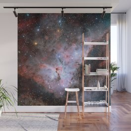 Stars in Space Astronomy Art Wall Mural