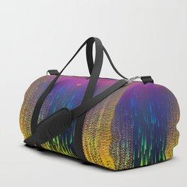 Rain over The Golden Chamber Duffle Bag