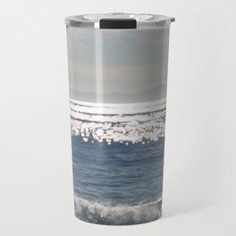 Low waves Travel Mug
