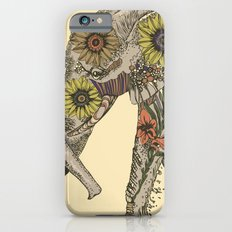 LET'S GO HOME iPhone 6 Slim Case