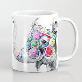 Festival Baby Elephant Coffee Mug