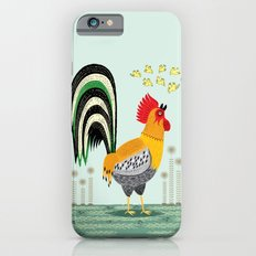 When The Rooster Crows iPhone 6s Slim Case