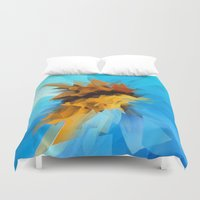 butterfly Duvet Covers featuring Butterfly by Paul Kimble