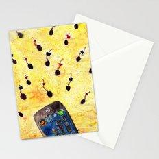 Where the Sperm Girl Sperm Boy Meet! Stationery Cards