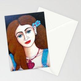 Eve closer Stationery Cards