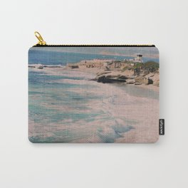 BOYS ON A ROCK Carry-All Pouch