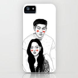 KARD Big Matthew & Somin iPhone Case