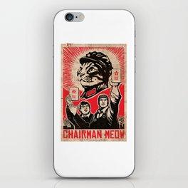 Mao Cat iPhone Skin