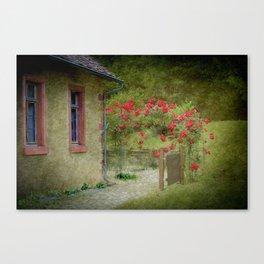 Romantik  Canvas Print