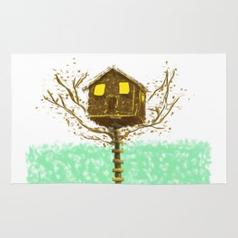 MOONRISE KINGDOM Painting Poster | PRINTS | #M45 Rug