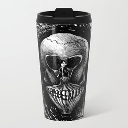 Dali's Ballerina Metal Travel Mug