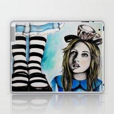 Too Big, Alice Laptop & iPad Skin