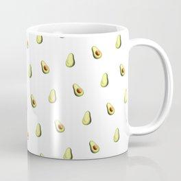 Avocado Print | White Coffee Mug