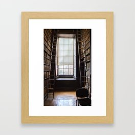 Trinity Window Framed Art Print
