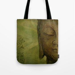 love and hapiness Tote Bag
