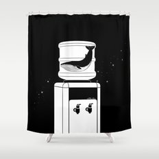 Thirst for Freedom Shower Curtain