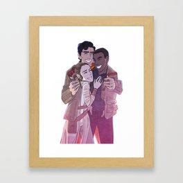 JediStormPilot Framed Art Print