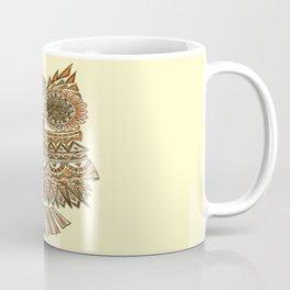 aztec owl  , aztec owl  games, Coffee Mug