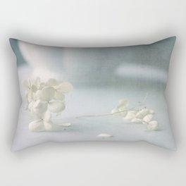 How still Rectangular Pillow