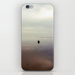 Foggy Sunrise iPhone Skin