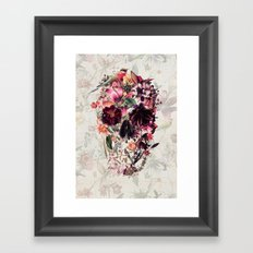 New Skull 2 Framed Art Print
