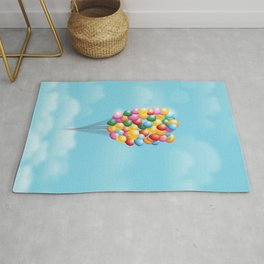 Up and away Rug