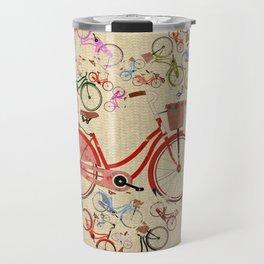 I Love My Bike Travel Mug