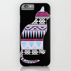 Fun & Fancy Kitty. Slim Case iPhone 6s