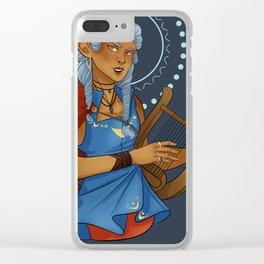 Romel Clear iPhone Case