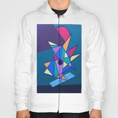 pattern art Hoody