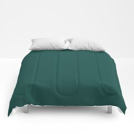 Forest Green Comforters