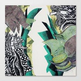 Tropic Tingles Canvas Print