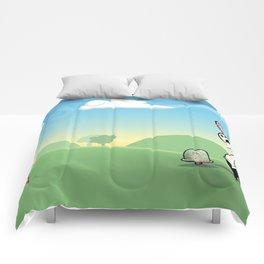 Am I Late? Comforters