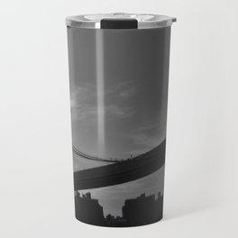 Across the River Travel Mug