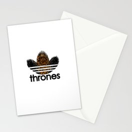 Thrones Life Stationery Cards