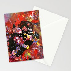 Birth of a Book Stationery Cards