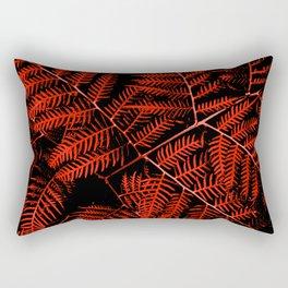 Flaming Bracken Rectangular Pillow