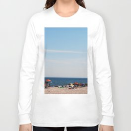 Rockaway Beach Long Sleeve T-shirt
