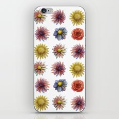 flowers! iPhone & iPod Skin