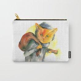 Cat Burglar Carry-All Pouch