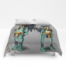 Water Nymphs Comforters