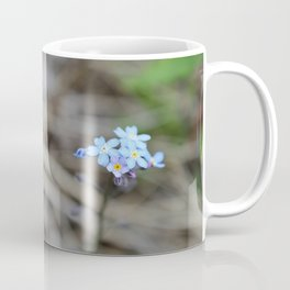 Many Forget-Me-Nots Coffee Mug