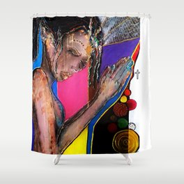 Limitless Shower Curtain