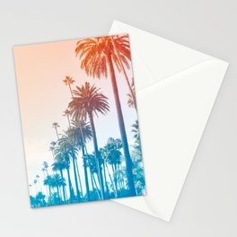Summer in LA Stationery Cards