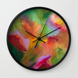 Well Hello There Wall Clock
