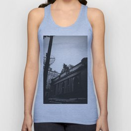 Grand Central NYC Unisex Tank Top