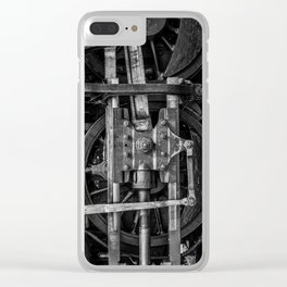 Driven Clear iPhone Case