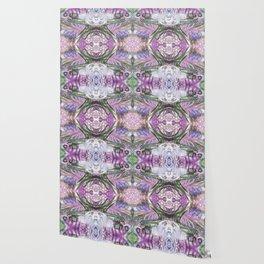 Lavender Eyes Wallpaper