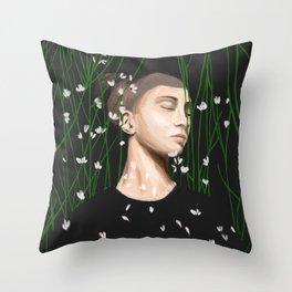 sense Throw Pillow